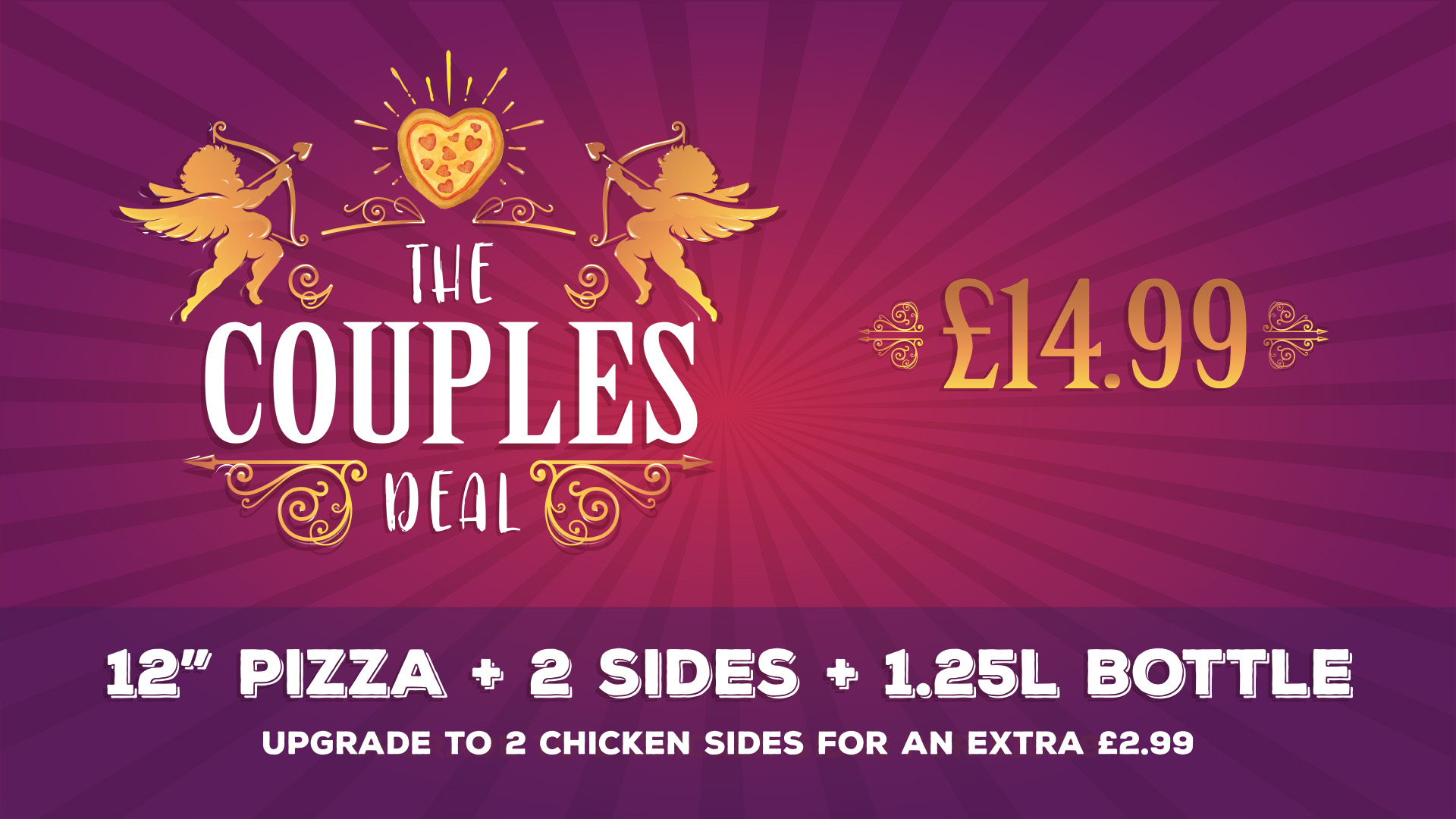 Regency Pizza Couples Deal